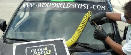 Windshield Chip Repair Special